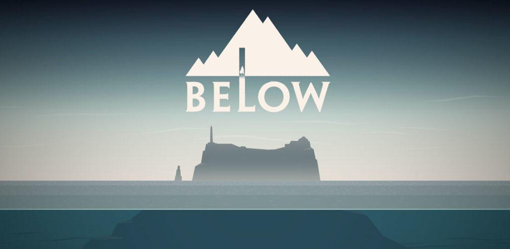 Below - Xbox Game Pass
