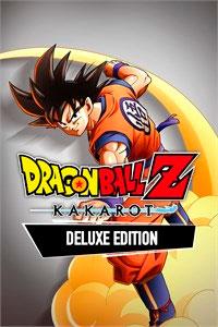DRAGON BALL Z: KAKAROT - Deluxe Edition - R$174,95 (50% de desconto)