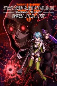 SWORD ART ONLINE: FATAL BULLET - R$40,00 (75% de desconto)